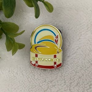Disney Pinocchio Hidden Mickey Cast Member Pin